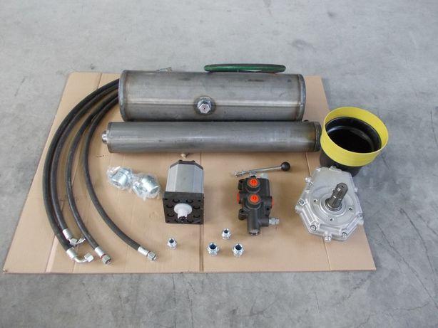 Kit componente hidraulice spargator lemne - grup crepator lemne