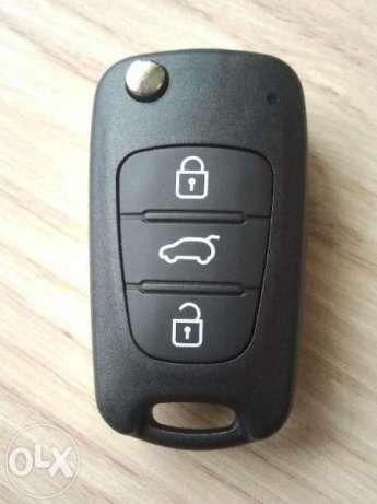 Кутийка ключ дистанционно за Киа/Kia Sportage, Hyundai/Хюндай
