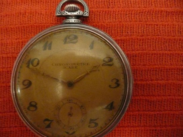 ceas-argint-CRONOMETRE-ICARE-elvetian