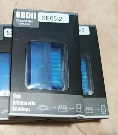Автосканер ELM327 v1.5 Bluetooth OBD2 самостоятельная автодиагностика