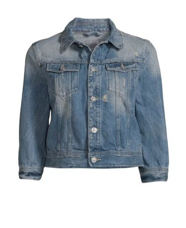 G-Star Raw Tailor Cropped Jacket Women Bright Navy