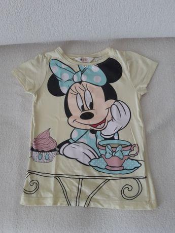 Tricouri H&M cu Minnie Mouse.