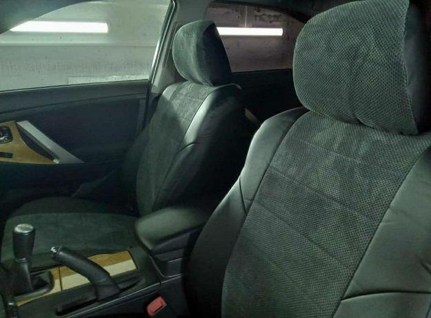 Авточехлы модельные Toyota Camry