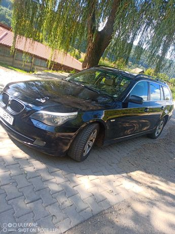 Vând BMW 520d 177 cai