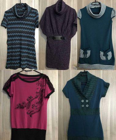 Rochie / bluză lungă damă (5 variante - mărimi 40-42)