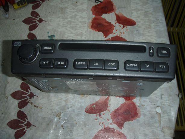 Radio CD auto Jaguar X-Type part. No. 4X43-18B876-BC, netestat