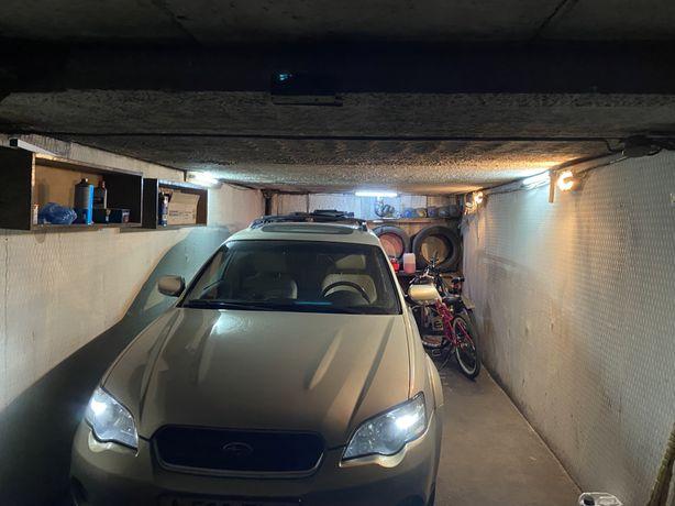 Подземный гараж в Кулагере