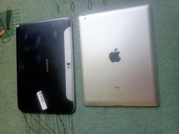 Продам планшеты apple samsung