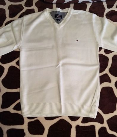 Pulover Tommy Hilfiger Bumbac 100% 1:1