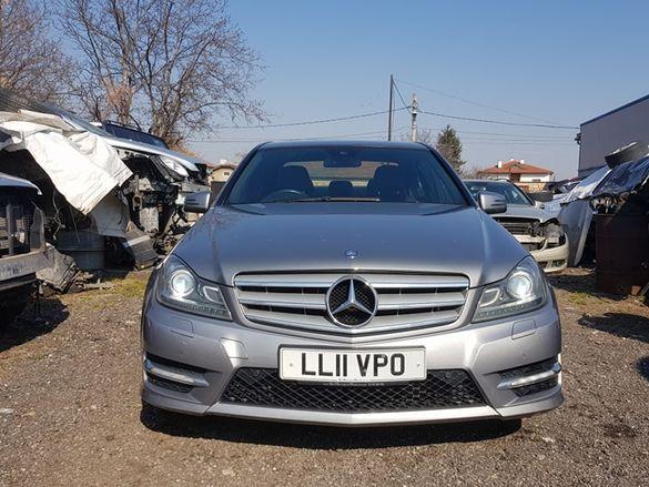 Mercedes C250 AMG,Мерцедес Ц250 АМГ W204 на части