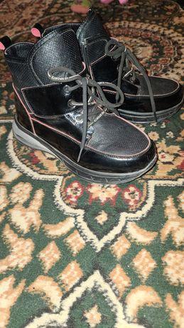 Обувь осенняя детская