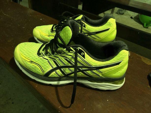 Pantofi alergare Asics GT 2000 5 pentru barbati, Yellow/Black, 42