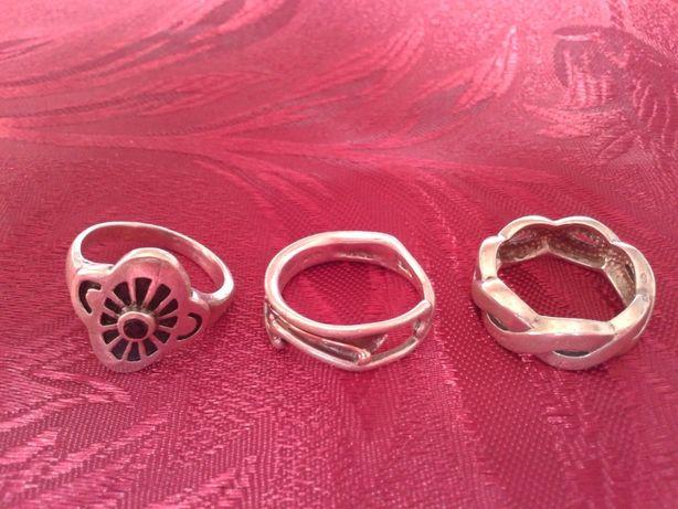 inel argint vechi