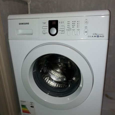 Продам стиральную машинку автомат на 6 кг