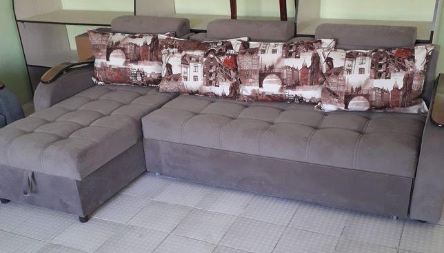 Диван. Угловой диван.Мягкий угловой диван.