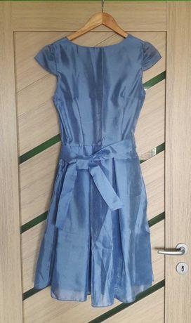 Rochie eleganta albastra (marimea 36)