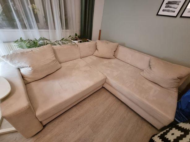 Vând colțar (canapea) extensibil