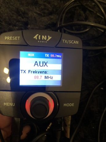 Autoradio tiny audio C6 nou