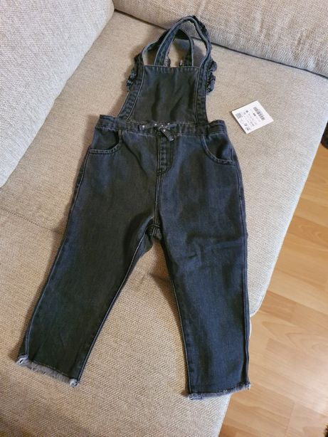 Zara salopeta 92,pantaloni zara minnie ,vestuta