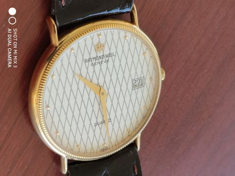 Vand Schimb Raymond Weil dama superb original slim fashion de lux