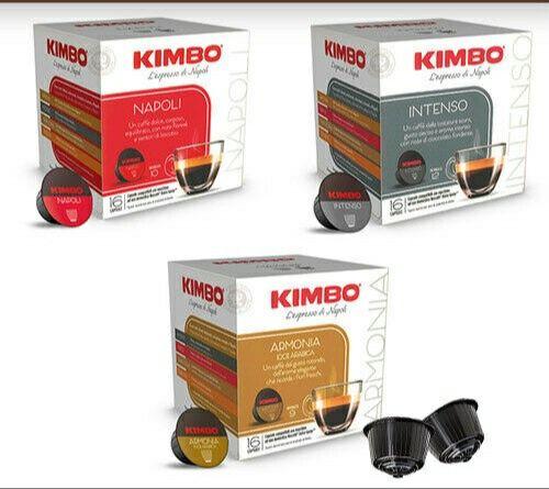 Кимбо долче густо/KIMBO DOLCE GUSTO