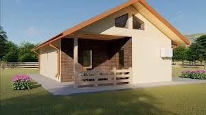 Vând casa din container modular