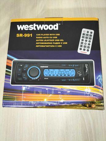 Vand Radio MP3 PLAYER cu telecomanda WESTOOD SR-991 SIGILAT