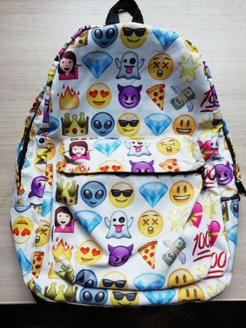 Продам рюкзак эмодзи