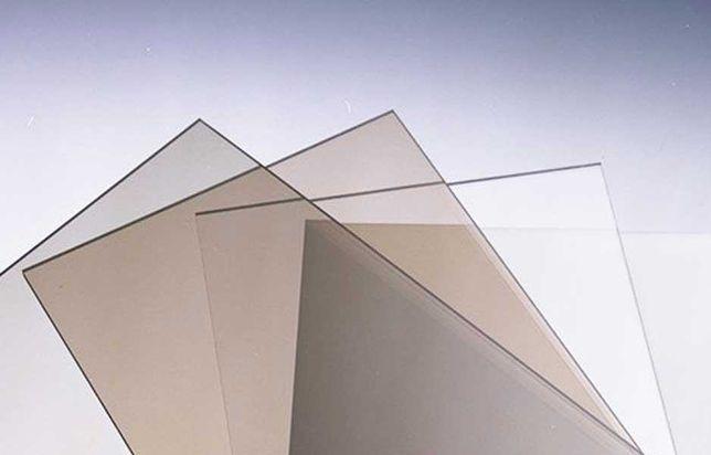 Монолитный поликарбонат 5 мм бронза