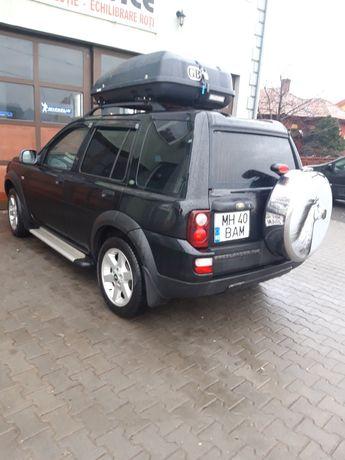 Lan rover ferlander an 2005 recent inmatriculat ofer fiscal  4x4 funcț