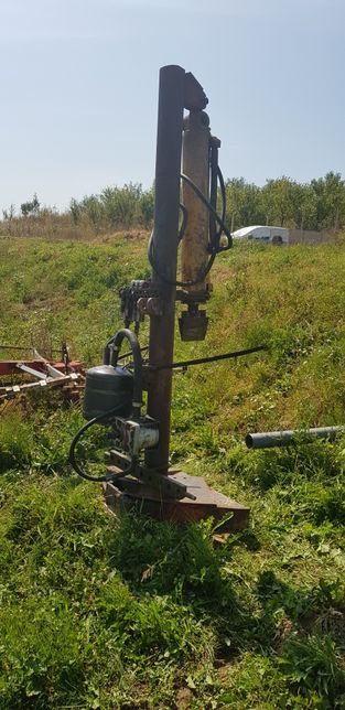 Crepator despicator lemne 30 de tone