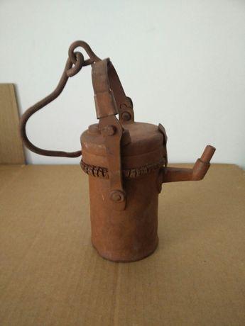 Lampa  miner  f. veche