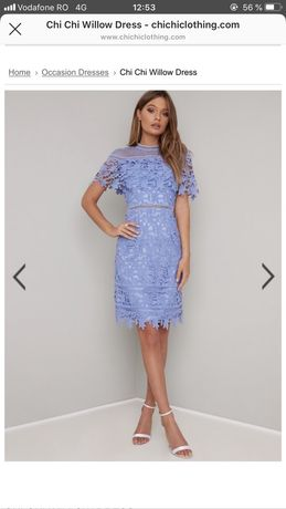 Rochie elegantă Chi Chi London