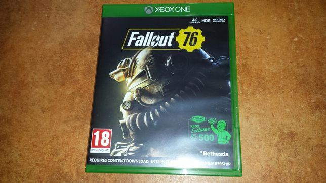 Fallout 76 Xbox One - schimb
