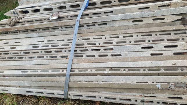 Stilpi din beton