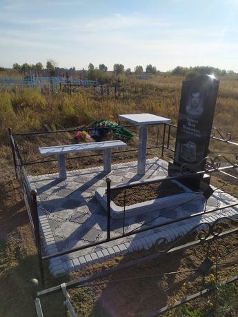 Памятники из мрамора и гранита