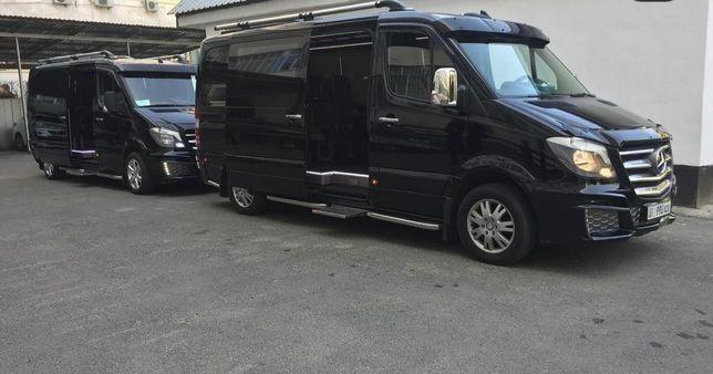 Прокат аренда трансфер встречи туры межгород минивэн микроавтобус авто