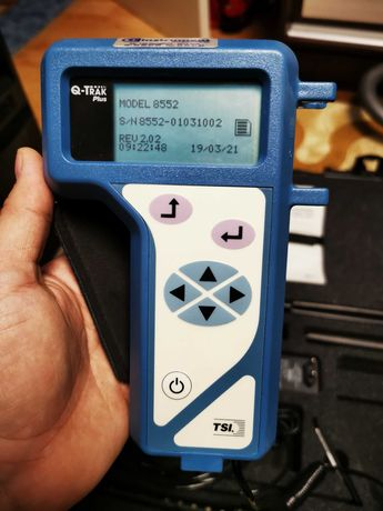 TSI Q-Trak 8552 Analizor Monitor calitate aer,clima,ventilatie etc.