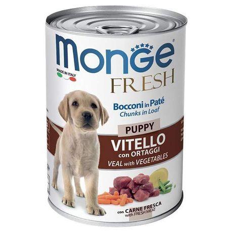 Консервы корм для собак Monge