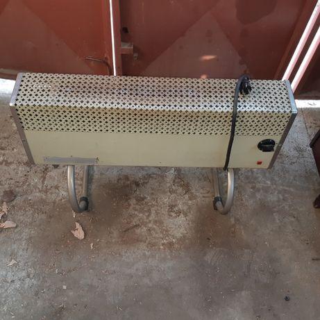 Електрическа печка с нагреватели-Диана