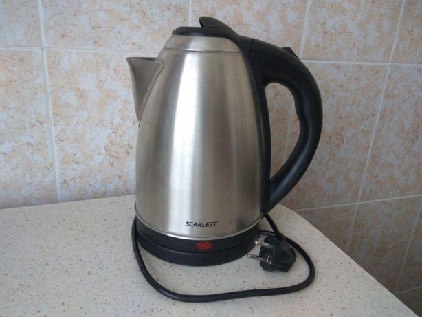 Чайник 1,7 литра, пр. Абая 220, станция метро Москва