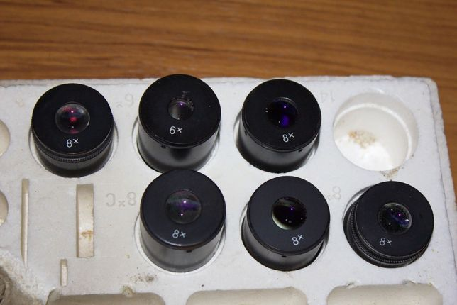 Продам окуляры для микроскопа ОГМ-ПЗ