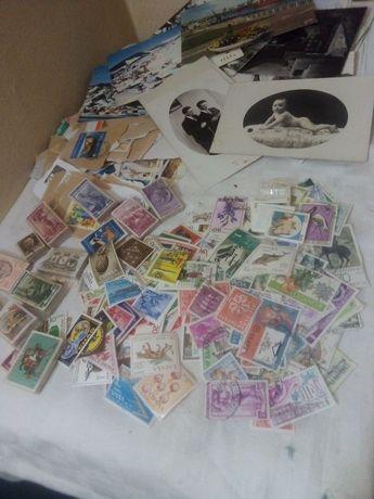 Diverse timbre și fotografii