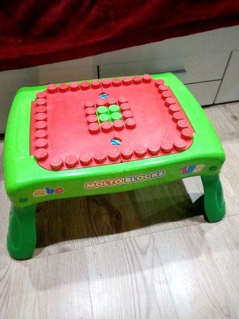 Măsuța Molto blocks cu cuburi