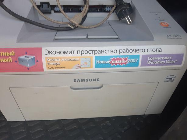 Продаю принтер самсунг