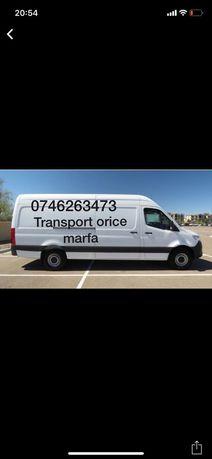 Transport 1.5 ron/km marfa.mobila.tabla. țeava.cutii.gresie.parchet