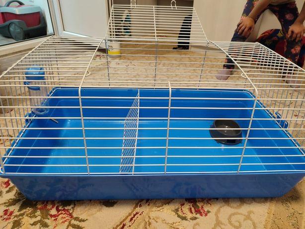 Продам срочно клетку для кроликов, грызунов.