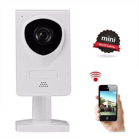 Cloud Wireless Camera HD WiFi IP Night Vision Motion Detection