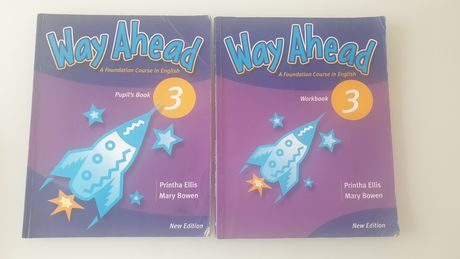 Учебник по английскому языку Way Ahead