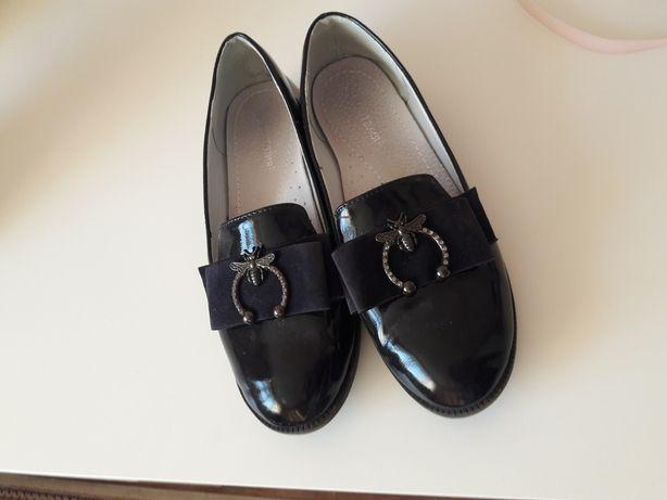 туфли школьные дев.